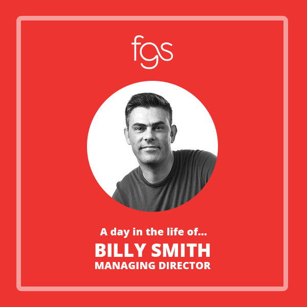A Day in the Life of... Billy Smith | FGS Recruitment